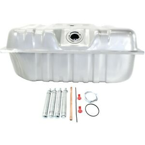 38 Gallon Fuel Gas Tank For 75 79 Ford F 150 73 79 F 250 Silver