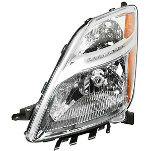 Headlight For 2006 2009 Toyota Prius Driver Side