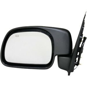 Kool Vue Power Mirror For 2000 2001 Ford Excursion Driver Side Heated