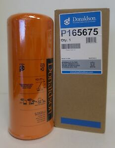 Donaldson P165675 Hydraulic Filter For Caterpillar 1261817 126 1817