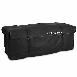 Expendable 58 Cargo Carrier Bag Water Resistant Hitch Mount Luggage Roof Rack
