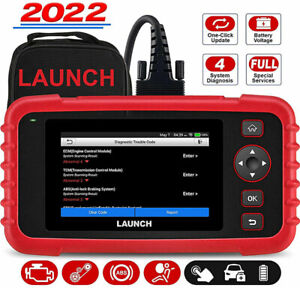 Original Launch Creader X431 Crp123 Obd2 Scanner Diy Diagnostic Tool Code Reader