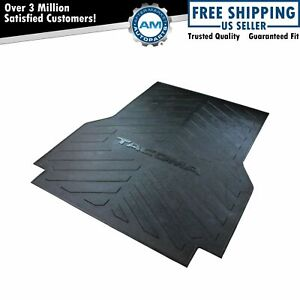 Oem Bed Mat Liner Molded Rubber For Toyota Tacoma 5 Foot Short Bed Brand New