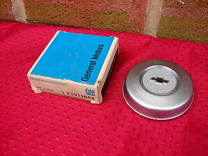 68 69 Chevrolet Corvair Standard Steering Wheel Nos Gm Horn Cap