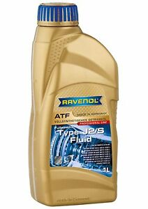Ravenol J2 S Atf Automatic Transmission Fluid 1l Fits Nissan And Mitsubishi
