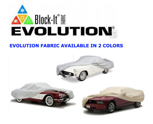 Covercraft Evolution All weather Car Cover 1985 1989 Toyota Mr2 With Rear Wing