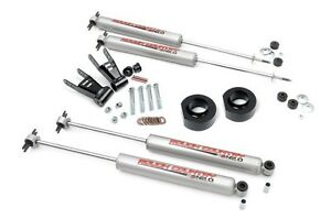 1 5 Suspension Lift Kit For Jeep Cherokee Xj 1984 2001 Rough Country