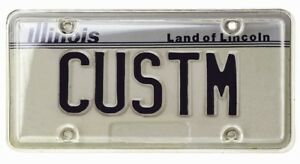 Clear White License Plate Tag Frame Cover Shield Protector For Auto Car Truck