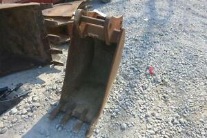 17 John Deere Quick Attach Tooth Bucket For Various Model Mini Excavators