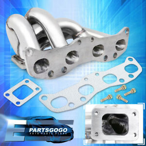For 89 98 Nissan 240sx S13 S14 Ca18det Ca18 T25 T28 Turbo Exhaust Manifold Turbo