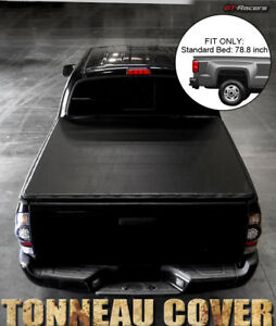 Snap on Tonneau Cover 1988 2000 Chevy C k C10 Silverado Fleetside 6 5 Short Bed