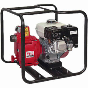 Riverside Pumps Tp2h 173 Gpm 2 Trash Pump W Honda Gx160 Engine