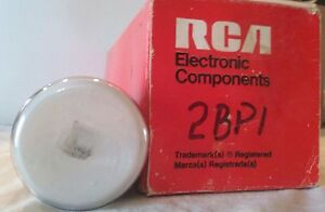 Rca Electronic Component Triode Tube 2bpi New In Box Untested