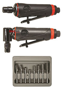 Astro Pneumatic 219 Onyx Dual Die Grinder Kit With Burrs