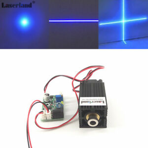 Focusable 2w 2000mw 445nm 450nm Blue Laser Diode Module F Engraving Engraver Cnc