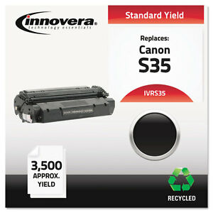 Innovera Remanufactured 7833a001aa s35 Toner 3500 Yield Black