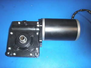 Gear Motor 12 Volt Great For Sawmill crab Pot Pull feed simulator 75 80rpm 50 1