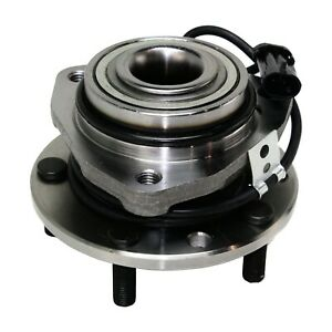 Wheel Hub And Bearing For 97 05 Sonoma Blazer Jimmy Bravada Hombre Front 4x4 4wd