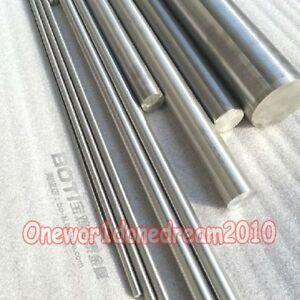 1 Piece Titanium Ti Metal Solid Bar Rod Grade 2 Diameter 25mm Length 500mm