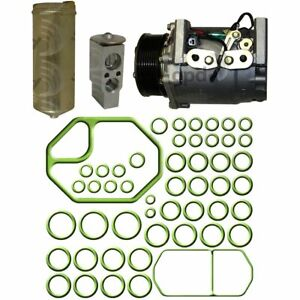 Gpd A C Ac Compressor Kit New With Clutch For Honda Civic Acura 9642544