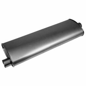 Dynomax Quiet flow Muffler 2 25 Off In 2 25 Ctr Out