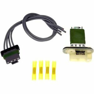 Dorman Blower Motor Resistor Kit New Chevy Chevrolet Colorado 973 434