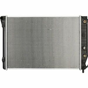 Radiator New Chevy Chevrolet Corvette 2001 2004 Cu2611