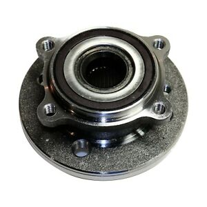 Front Wheel Hub Bearing W Abs Assembly Fits 2007 2015 Mini Cooper