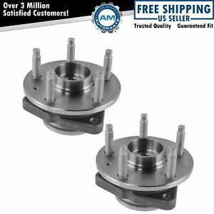 Wheel Bearing Hub Assembly Front Lh Rh Kit Pair Set Of 2 For Chevy Cruze