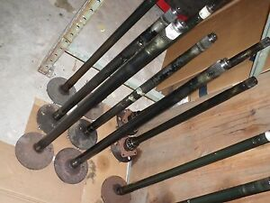 95 Camaro Firebird 7 5 7 625 10 Bolt Axles 93 02 Lt1 Ls1 7 5 28 Spline Non tc