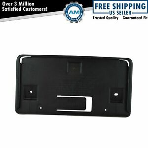 Oem License Plate Bracket Front Bumper Mounted For 97 05 Buick Century Regal New