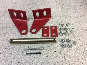 Bush Hog Mower Rotary Cutter Rear Anti scalp Roller Deck Kit Gt48 Gt 48 Gt 48