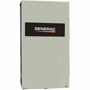 Generac Synergy 200 amp Automatic Transfer Switch W Power Management servic