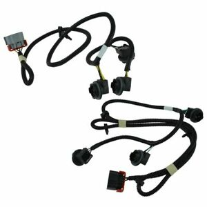 Oem Tail Light Lamp Wiring Harness Pair Lh Rh Sides For Chevy Gmc Pickup Truck