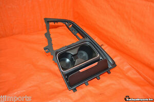 12 13 14 Bmw 328i Oem Center Console Cup Holder 51169218925 F30 F31