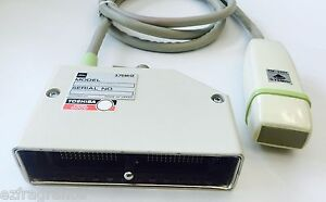 Toshiba Psf 37ht 3 75mhz Phased Array Ultrasound Transducer Used