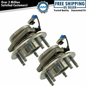For 2007 2008 2009 Chevy Equinox Saturn Vue Xl7 Front Wheel Hubs