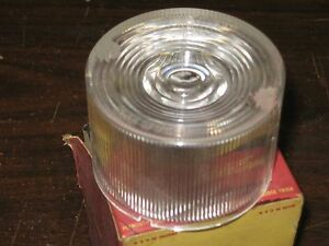 Nos Mopar 1962 Plymouth Back Up Lamp Lens