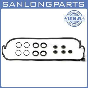 Valve Cover Gasket Set Fits For Honda Accord Prelude Odyssey F22a1 F22b2 90 98