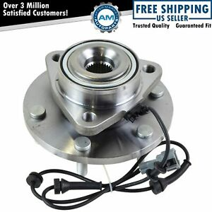 Front Wheel Hub Bearing For Nissan Titan Pathfinder Armada 2wd 4wd