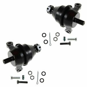 Front Lower Ball Joint Lh Left Rh Right Pair For Belair Biscayne Caprice Impala