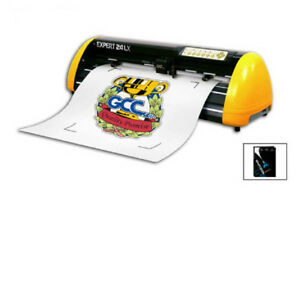 Gcc New 24 Unlimited Software Winpcsign Pro 2018 Extra Heat Press Material