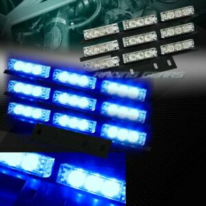 54 Led Bl Car Truck Emergency Hazard Warning Flash Strobe Light Universal 2