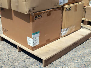 Apc Syhf6kt Ups With Main And Redundant Intel Modules Sycc Comm Card And Ap9619