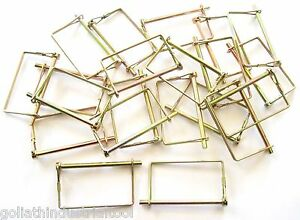 100 Goliath Extra Long 1 4 Square Canopy Pto Trailer Hitch Pins Lcptc14 Awning