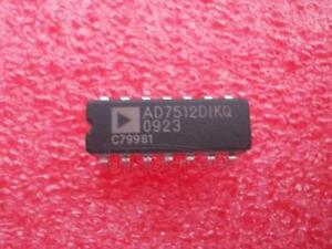 10pcs Ad7512dikq Encapsulation dip14 protected Analog Switches