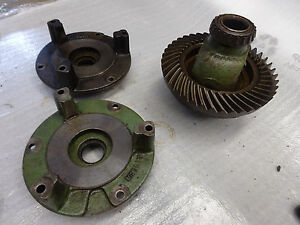 John Deere M 40 Diferential Assembly And Quills