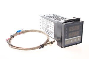 Pid Digital Temperature Control Controller Thermocouple 0 To 400 With K Sensor