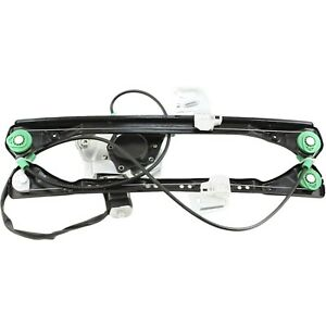 Power Window Regulator For 99 2005 Pontiac Grand Am Front Left Side With Motor