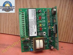 Blodgett Cos 8g Combi Oven Oem Water Timer Control Board R8327
